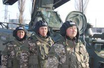 Армейцы РгК «Юг» обсуждают статью Президента РК «Семь граней Великой степи»