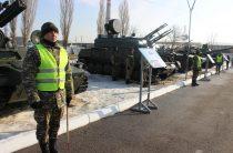 Казахстанская армия: Страна может спать спокойно