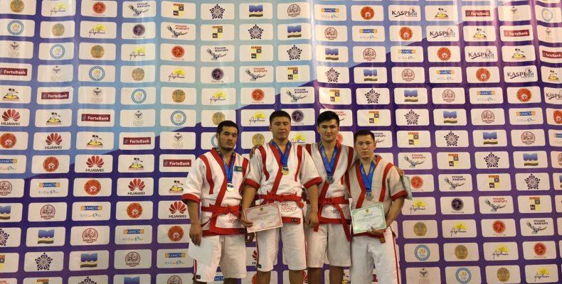 Молодежный чемпионат РК по қазақ күресі завершился в Актау