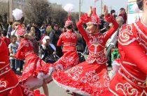 Великий день народа отпраздновали в Таразе