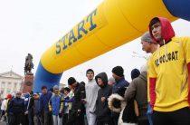 900 таразцев пробежали по 2 километра в честь Дня Первого Президента РК
