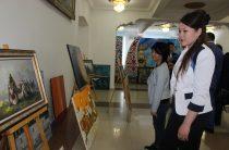Природа Жамбылской области глазами зарубежных художников – международный симпозиум в Таразе