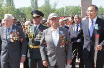День Великой Победы в Таразе