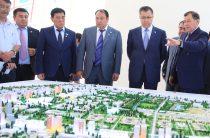 Жамбылскую область посетила делегация из ЮКО