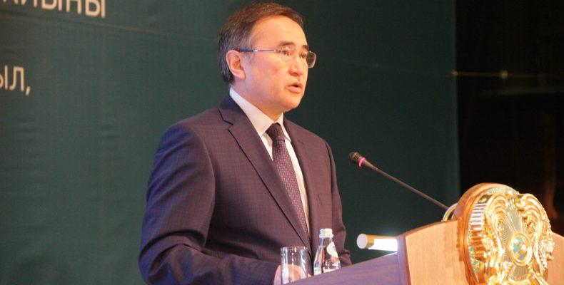 Обсуждены «Пять социальных инициатив» с участием акима Жамбылской области