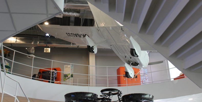 ЭКСПО глазами таразца: Павильон Чехии — Нано-технологии в транспорте