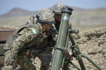 Ведущую позицию в Армейских международных играх заняли казахстанцы