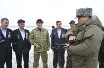 Стрелять не по душманам — боевые стрельбы для воинов-«афганцев» в Региональном командовании «Юг»
