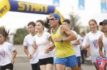 Знаменитый американец бежит по маршруту Великого Шелкового пути