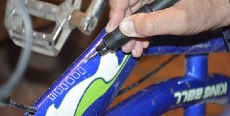 Регистрацию велосипедов с персональными кодами ввели в Таразе
