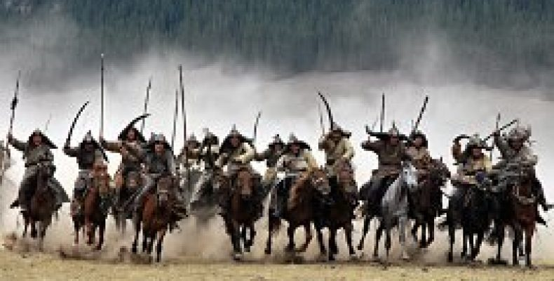 Исторический экскурс:  Таласская битва VIII века близ Тараза предопределила развитие тюркской цивилизации