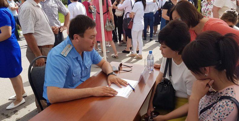 Бесплатную юридическую помощь можно будет получить в Жамбылской области