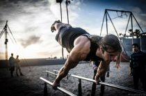 Национальный Олимпийский комитет РК строит в Таразе спортплощадки для Street Workout